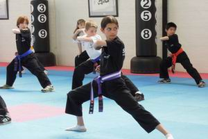 Prahan Martial Arts Classes